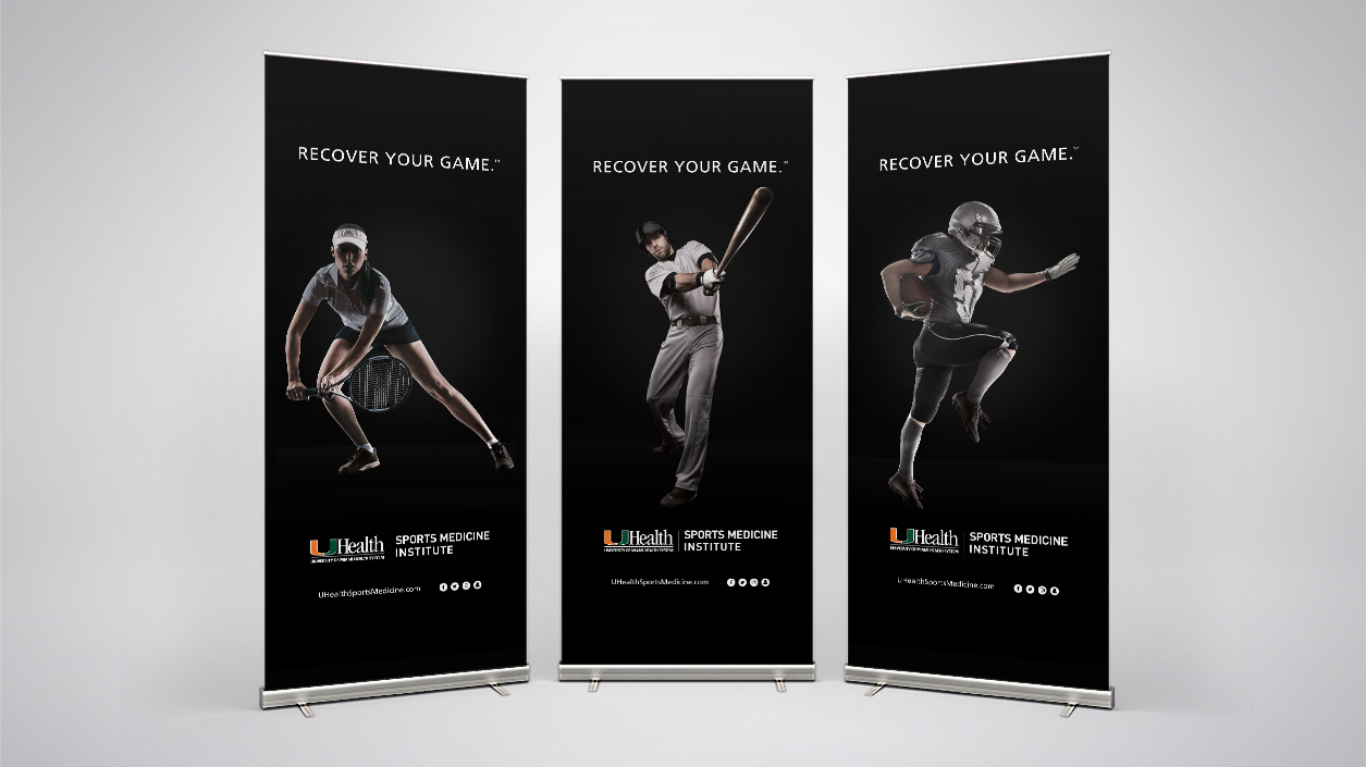 """""""Recover Your Game"""" Campaign"""