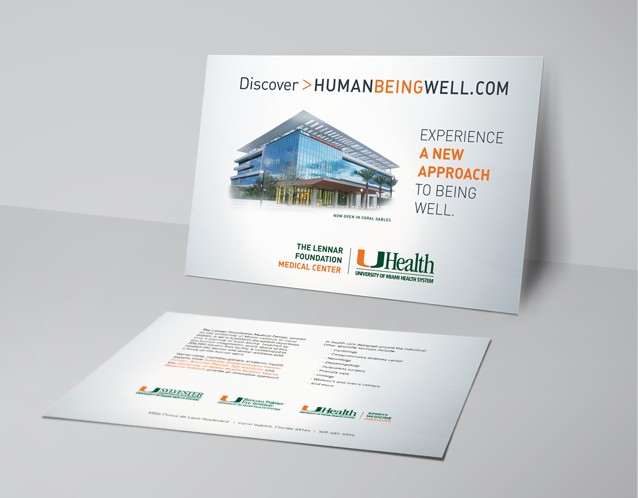 """Human Being Well"" Campaign"